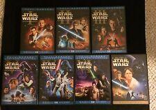 STAR WARS I II III & *Limited Editions IV V VI THEATRICAL Versions + Bonus *OOP!