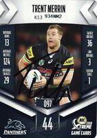2014 ESP NRL STATE OF ORIGIN NSW BLUES DRAGONS TRENT MERRIN SOO13 CARD