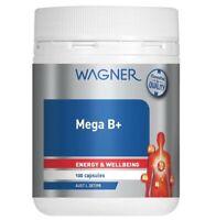 Wagner Mega B+ 100 Capsules