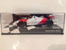 Minichamps 530834398 McLaren Ford MP4/1C Silverstone Test Bellof 1983