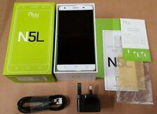 "NUU Mobile N5L 5.5"" HD Android Smartphone Dual SIM - Unlocked"