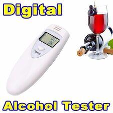 Testeur Alcool-Alcotest-Alcootest-Ethylomètre-Ethylotest Numérique LCD