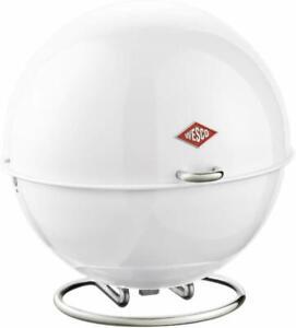WESCO Superball Bianco contenitore pane /frutta 223101-01 Storage bin NEW IN BOX