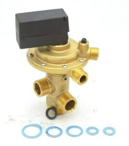 Worcester 230 240 RSF Diverter Valve with Micro Switch 87161424190 ( BRAND NEW )