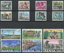 Timbres Kenya 1/14 * lot 29909 - cote : 40 €