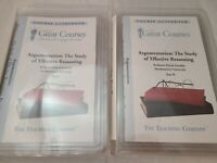 The Great Courses - Philosophy & Intellectual History Argumentation Part 1-2 DVD