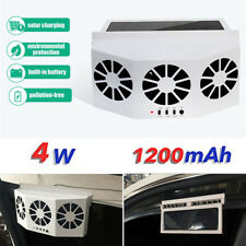 Car Window Windshield Solar Powered Air Vent Cooling Fan auto air conditioning