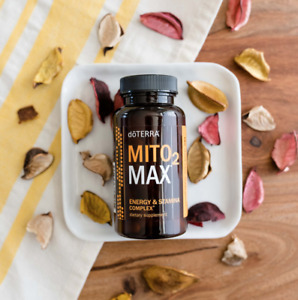20%OFF Doterra Mito2Max Energy Stamina Complex Cell Health Natural Anti-aging