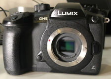 Panasonic Gh5 + Bundled Extras  *See Full Description*