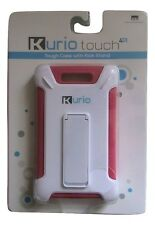 Kurio Touch 4S Tough Case with Stand (Pink) Secure Port Button Network Safe