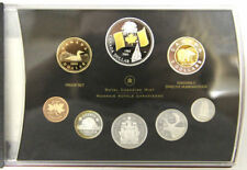 "2005 Canada Proof ""Double Dollar"" Coin Set w/ Box - ""Canada's Flag"""