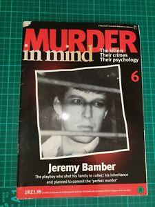 Murder in Mind, Magazine, No.6, Jeremy Bamber