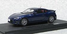 Ebbro 44845 Toyota 86 ( Blue ) 1/43 scale