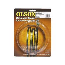 "Olson 59-1/2"" Bandsaw Blade"