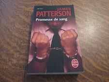 le livre de poche promesse de sang - JAMES PATTERSON