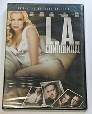 James Ellroy's L.A.Confidential(1997) Two-Disc Special Edition w/Slipcase Sealed