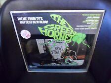 Green Hornet Theme from Today's Hottest New Hero LP Coronet VG+ SHRINK Bruce Lee