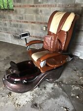 pedicure chairs used