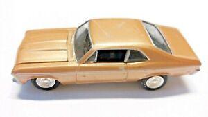 Johnny Lightning 1969 Chevrolet Nova white lightning pre-production
