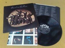 """McCARTNEY WINGS"""" BAND ON THE RUN """"SUPERB RARE -1-1 VINYLED UK LP INNER & POSTER"""