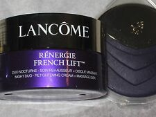 LANCOME Rénergie French Lift™, NIGHT DUO 1.7 oz , NEW IN a sealed BOX