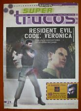 Guía Resident Evil - Code: Veronica (Dreamcast PS2/3/4 Game Cube  Xbox 360/One)