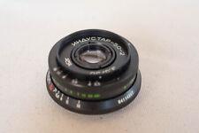 Industar 50-2 50mm f/3.5 m42 manual focus lens **clean, tested, US seller**