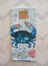 Crab Terry Towel Kay Dee Crabfest Pattern