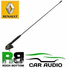 RENAULT Square Base Front Roof Mount AM/FM Car Radio Stereo Aerial Antenna