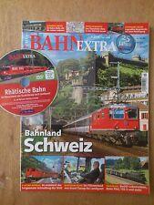 Bahn Extra , uscita 3/2015. CON DVD
