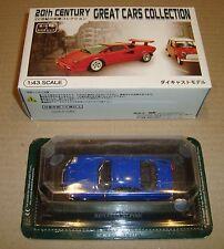 20th CENTURY GREAT CARS COLLECTION RENAULT ALPINE MK ENTERPRISE INC. (DEL PRADO)