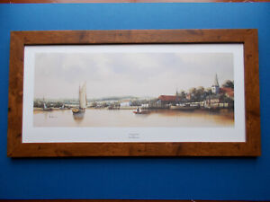 SHIPPING PRINT - COMING HOME BY KEN HAMMOND