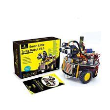 Keyestudio Turtle Smart Robot Car Kit V30 For Arduino Ir Remotebluetooth C
