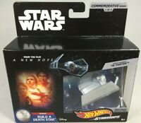 STAR WARS HOT WHEELS STARSHIPS DARTH VADER'S TIE FIGHTER DIE-CAST #4 A NEW HOPE