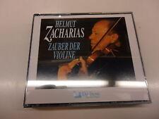 Cd  Helmut Zacharias Zauber der Violine / CD 4-5