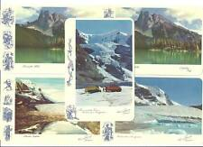 CANADIAN ROCKIES Columbia Icefields Emerald Lake Pc Lot