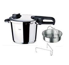 """Fissler: casserole a pression pour cuisine sous-vide """"Vitavit Premium"""" 6 Lt."""