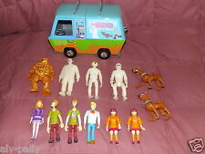 SCOOBY DOO CHARACTER FIGURE POSEABLE VARIOUS FIGURES AVAILABLE