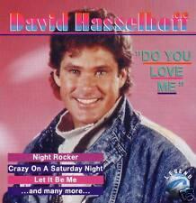 "DAVID HASSELHOFF - CD - ""DO YOU LOVE ME""  (Rar)"