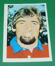 N°217 CRABOS ST VINCENT TYROSSE AGEDUCATIFS ETOILES DU RUGBY 1971-1972 PANINI