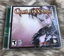 Guild Wars Game of the Year Edition PC CD-ROM ArenaNet 2 Disc Set