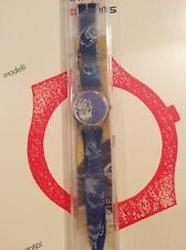 OROLOGIO SWATCH VIVE LA PAIX BY CORNEILLE GK206 Nuovo New