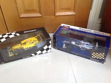 Minichamps  Buzzin Hornets AND F1 Williams Renault model Cars Scale 1/18