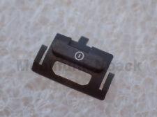 Original Nokia 6300 Power Key | Ein- & Ausschalter | On Off Button Brown NEU