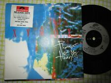 Xymox – Phoenix Of My Heart Label: Polydor PO 146 Stickered Vinyl 7inch  Single