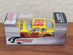 2011 #22 Kurt Busch Shell Pennzoil COT 1/64 Action NASCAR Diecast MIP