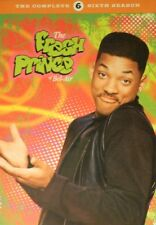 The FRESH PRINCE of BEL-AIR The COMPLETE SITH SEASON 24 Episodes 3-Disc SEALED