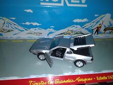 GAMA MINI 1/43 BMW M1 GREY