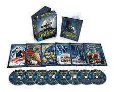 The Invisible Complete Collection The Invisible Man 1933- 51 DVD + Blu-ray Box