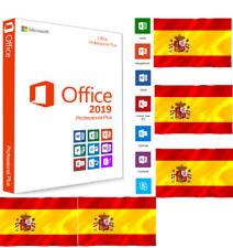 Office 2019 Pro Plus ✔️🔥100% Genuine 1PC Key ✔️ ESPAÑOL ✔️ envio en 20 segund
